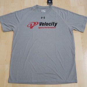 👕NWT👕 Velocity Sports Performance Tshirt